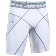 Under Armour Men's Core Shorts - White