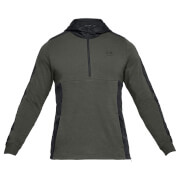 Under Armour Men's Threadborne Terry Hoody - Green