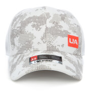 Under Armour Men's Blitzing Trucker 3.0 Cap - White