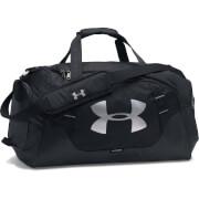 Under Armour Undeniable Duffle Bag 3.0 - Medium - Black/Silver