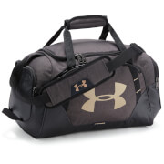 Under Armour Undeniable Duffle Bag 3.0 - Extra Small - Black/Gold
