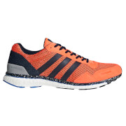 adidas Men's Adizero Adios Running Shoes - Orange