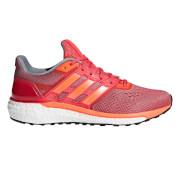 adidas Women's Supernova Running Shoes - Orange/Red