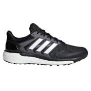 adidas Men's Supernova ST Running Shoes - Black/White/Grey