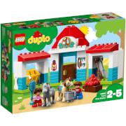 LEGO DUPLO : Le poney-club de la ferme (10868)