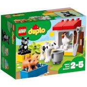 LEGO DUPLO: Tiere auf dem Bauernhof (10870)