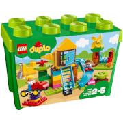 LEGO DUPLO: Steinebox mit großem Spielplatz (10864)
