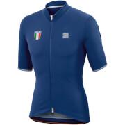 Sportful Italia CL Jersey - Twilight Blue