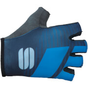 Sportful BodyFit Pro Team Gloves - Black/Electric Blue