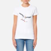 Barbour Women's Monreith T-Shirt - White