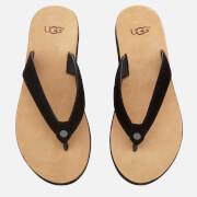 UGG Women's Tawney Flip Flops - Black