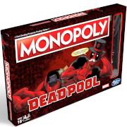 Hasbro Gaming Deadpool Monopoly