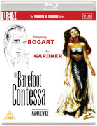 The Barefoot Contessa (Masters Of Cinema) Dual Format Edition