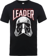 Star Wars Die letzten Jedi (The Last Jedi) Captain Phasma Men's Schwarz T-Shirt