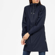 RAINS Women's W Coat - Blue