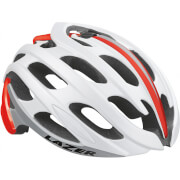 Lazer Blade Helmet - White/Red