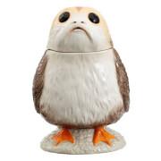 Star Wars Episode VIII Cookie Jar with Sound Porg