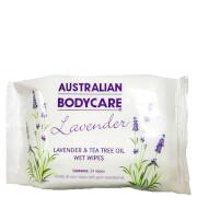 Australian Bodycare Lavender and Tea Tree Oil Wipes (24 Pack) (Worth £4.50)