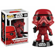 Star Wars Red Stormtrooper EXC Pop! Vinyl Figure