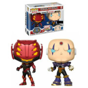 Pack 2 Figuras Pop! Vinyl Exclusivas Ultrón vs. Sigma - Marvel vs Capcom