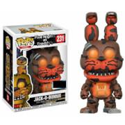 Figurine Pop! EXC Jack-O-Bonnie - Five Nights at Freddie's