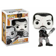The Walking Dead Negan Black and White EXC Pop! Vinyl Figure