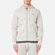 Polo Ralph Lauren Men's Zipped Hoody - Grey Heather
