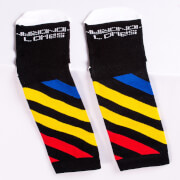 Sako7 Mondrain V1 Socks - Black