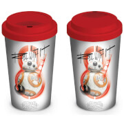 Star Wars The Last Jedi BB-8 Roll With It Travel Mug