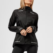 Asics Running Women's Lite Show Jacket - Performance Black