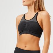 Asics Running Women's Seamless Bra - Performance Black