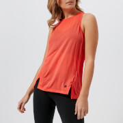 Asics Women's Running Cool Tank Top - Coralicious