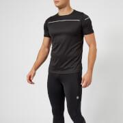 Asics Running Men's Lite Show Short Sleeve Top - Performance Black