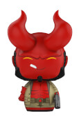 Hellboy with Horns Dorbz Vinyl Figure