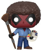 Figura Pop! Vinyl Deadpool Afro - Marvel Deadpool Playtime