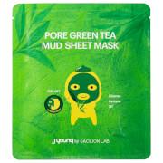 JJ Young Green Tea Mud Sheet Mask