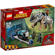 LEGO Superheroes: Black Panther Rhino Face-Off (76099)