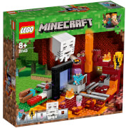 LEGO Minecraft: The Nether Portal (21143)