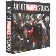 Art of Marvel Studios - 4 Book Set In deluxe Slipcase (Iron Man, Iron Man 2, Thor, Captain America)