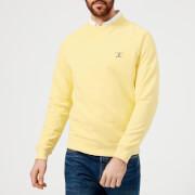 Barbour Heritage Men's Pike Sweatshirt - Lemon