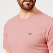 Barbour Men's Sports T-Shirt - Dusty Pink