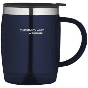 Thermos ThermoCafe Translucent Desk Mug - Blue - 450ml