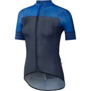 adidas Women's Adistar Jersey - Navy/Royal Blue