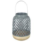 Parlane Da Nang Bamboo Lantern - Grey