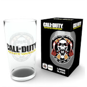 Call Of Duty Infinite Warfare Mix Large Glasses 16oz