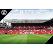 Manchester United Old Trafford 17/18 Maxi Poster 61 x 91.5cm