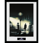 The Exorcist Key Art Framed Photograph 12 x 16 Inch