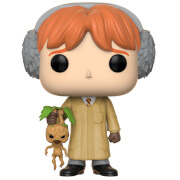 Figura Funko Pop! Ron Weasley Herbología - Harry Potter