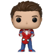 Marvel Spider-Man Gamerverse Unmasked Spider-man Figura Pop! Vinyl