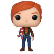Marvel Spider-Man Gamerverse Mary Jane with Plush Pop! Vinyl Figure